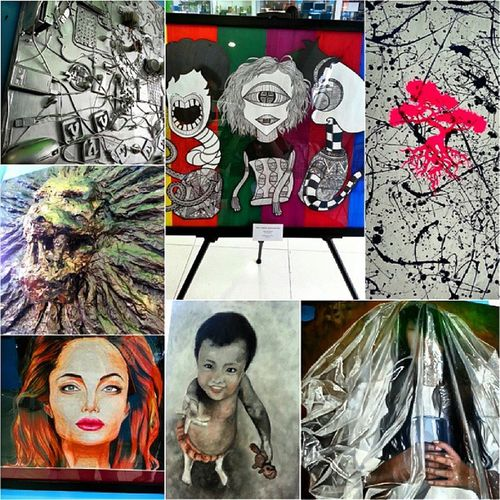 Awesome artworks! :D