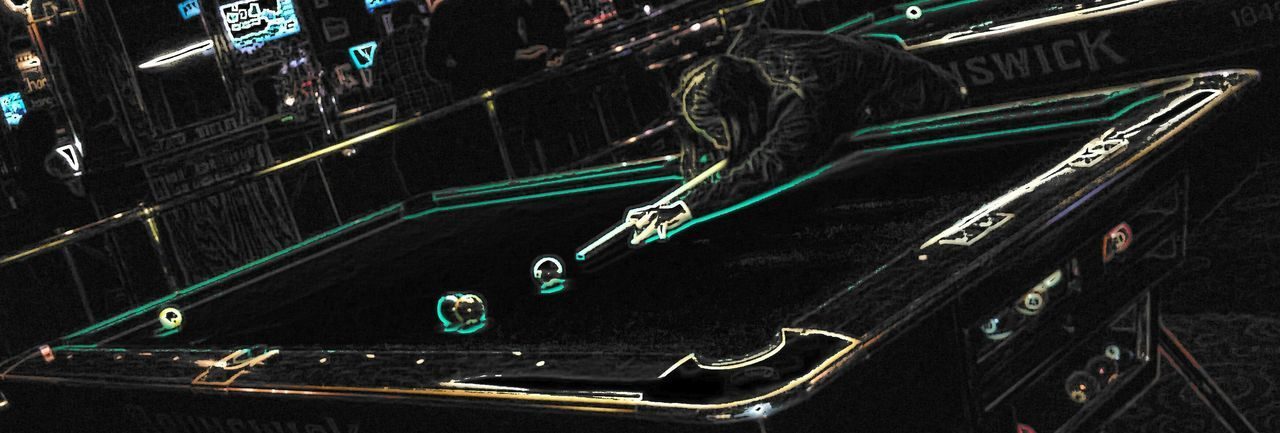 Amsterdam Billiards Playing Pool Pool & Drinks Shooting Pool