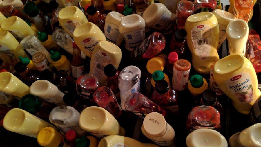 Condiments.