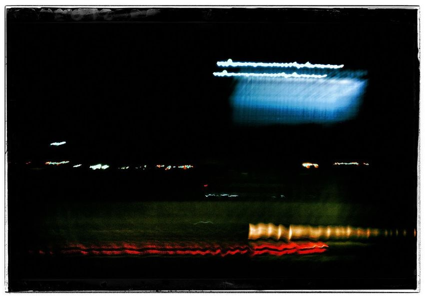 Mobile Photography Oneplus3T Abstract Abstract Photography Illuminated Night Welcome To Black