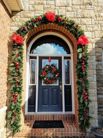 Christmas Red Christmas Ornament Christmaslights Christmas Decorations Christmas Lights Christmas Lighting Christmas Lights!  Christmas Christmas Decoration Red Garland Christmas Decor