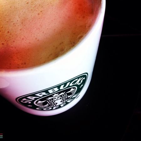 Coffee Hipstamatic Starbucks Liquid