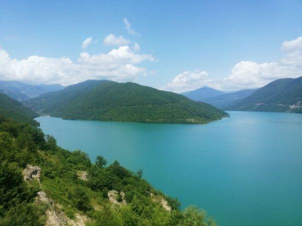 Georgia Lake Landscape