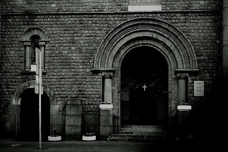 архитектура Чб чбфото No People чернобелое здание крест храм религия тоска Санкт-Петербург Architecture дома Saint Petersburg