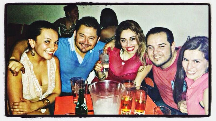 Color Portrait Noche de baile con los viajeros! I L❤️ve Salsa!!