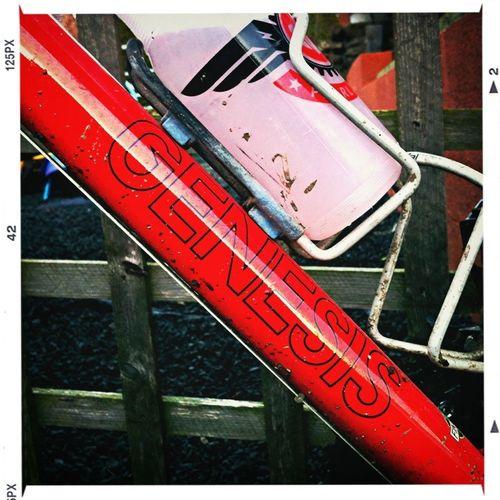 #genesisbikesuk Time to ride!