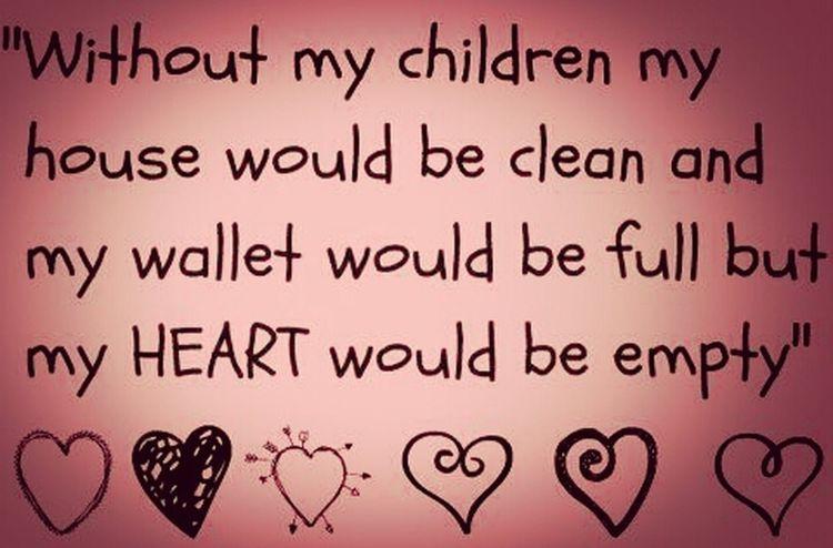 Kids Are My World...