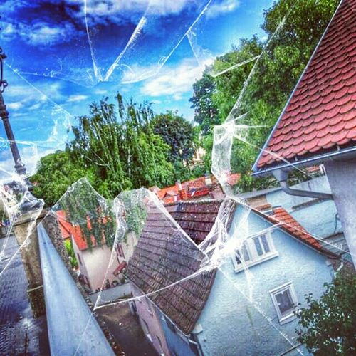Glass Rooftop Hdr_Collection Instagram