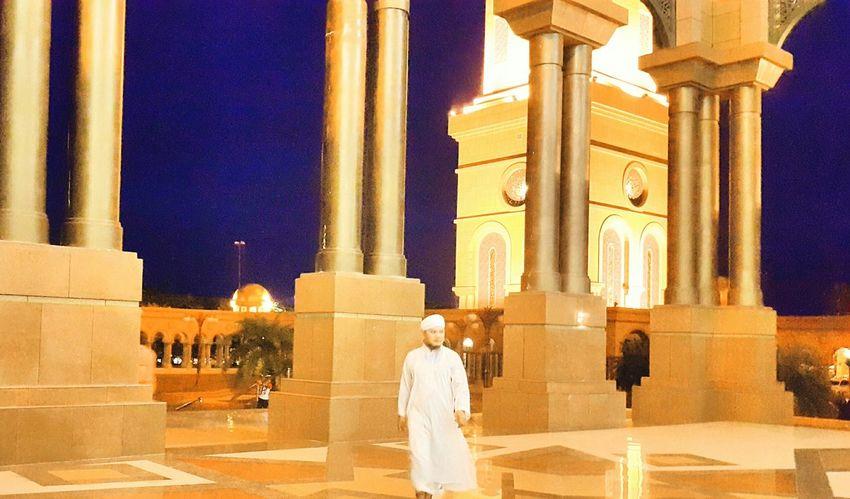 43 Golden Moments Islamic Center Building Architecture Samarinda East Borneo