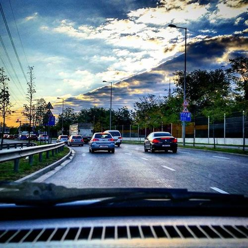 Road 2 Mellow :D Manieck Road2follow Dashcam Morning