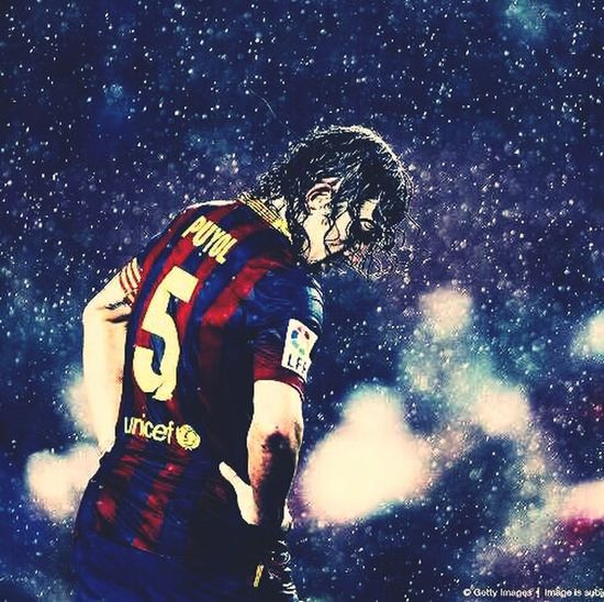 Barcelona Carles Puyol