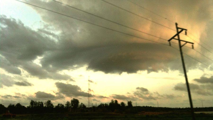 Dangerous Sky