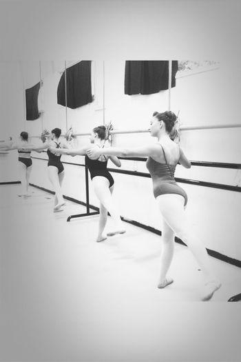 dance. TBT