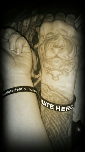 Supporting our peers in recovery WeHateHeroin
