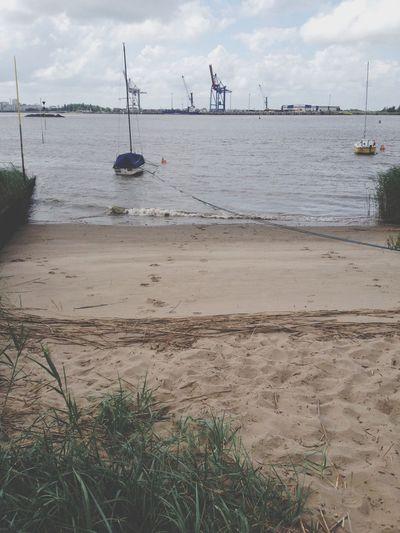 Lass uns zum Strand :-) Sandstedt