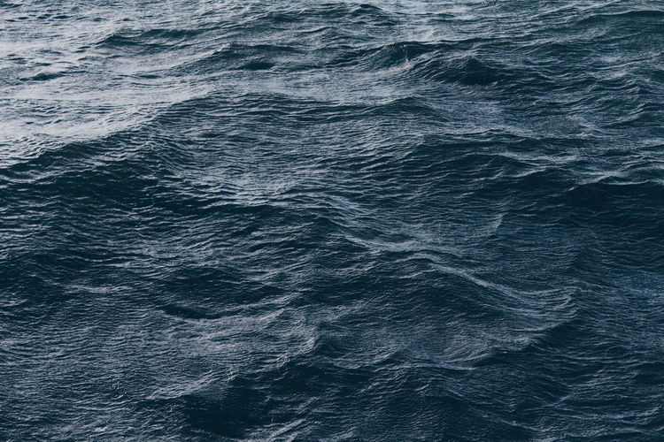 Abstract Backgrounds Beauty In Nature Dark Blue Dark Blue Sea Dark Sea Deep Deep Blue Deep Blue Sea Deep Sea Minimalism Nature No People Rippled Sea Texture Textured  Textured  Textured Sea Textures Textures In Nature VSCO Vscocam Water Wave