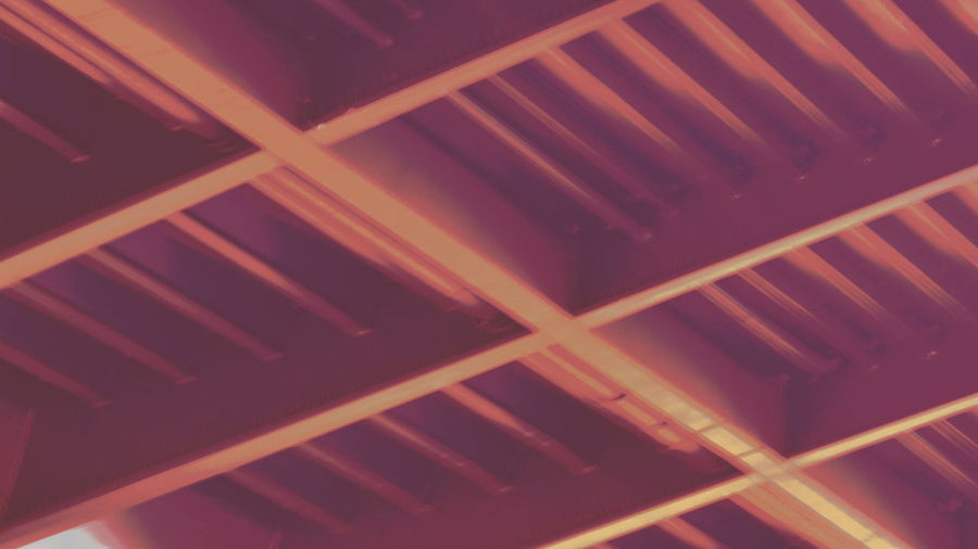 Architecture Backgrounds Beams Full Frame No People Pattern