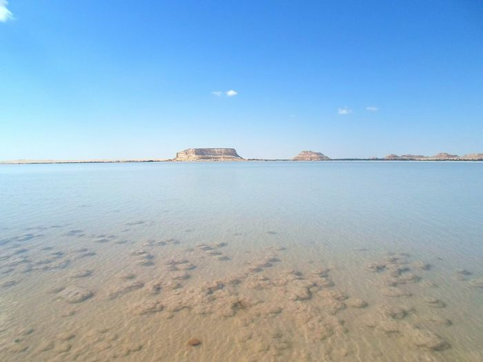 Sky Nature Water Tourism Beautiful Egypt Myegypt Travel Destinations Siwa Oasis Lake Lakeview Salt Lake Salt Mountains Mountains And Sky Beauty Peace Peaceful Island