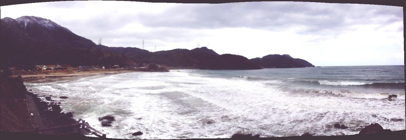Surfing 波乗り