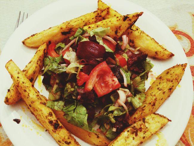 Vegetarianfood Food Salad