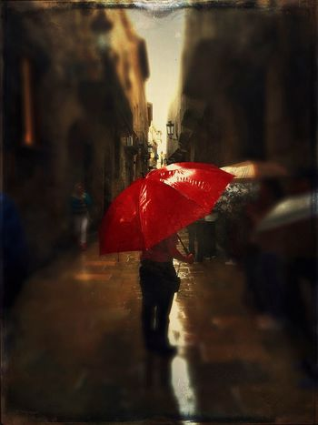 Umbrella Red Indoors  Heart Shape Auto Post Production Filter No People Love Close-up Selective Focus The Creative - 2018 EyeEm Awards