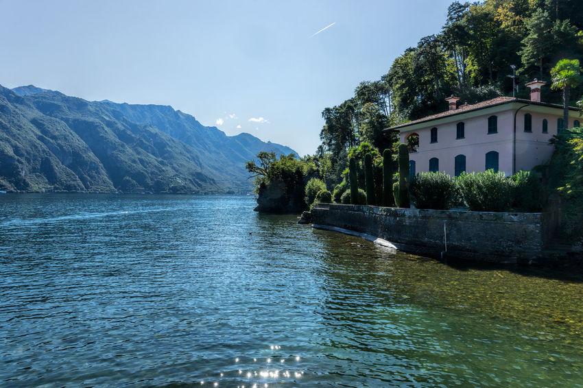 House at the lake 2015  Bellagio Italy Lake_como Peter_lendvai Phototrip Solo_travel Travel The Great Outdoors - 2018 EyeEm Awards The Traveler - 2018 EyeEm Awards