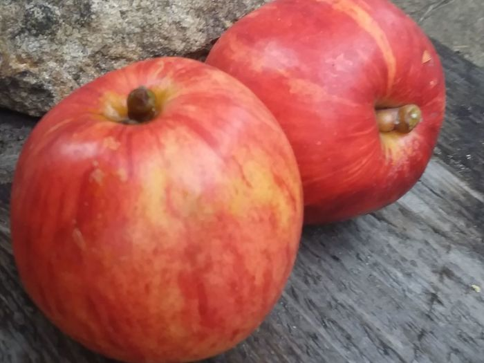 Pomegranate Fruit Red Apple - Fruit Healthy Lifestyle Ripe Close-up Food And Drink
