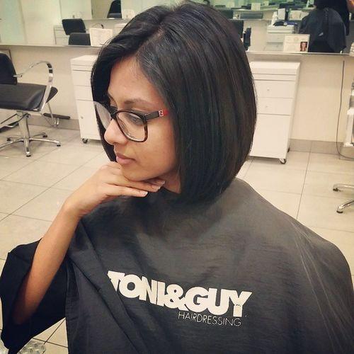 Toniguy Toniandguyfirstcolony Toniandguysugarland @toniguyusa @toniguyfirstcolony Bobhaircut haircut