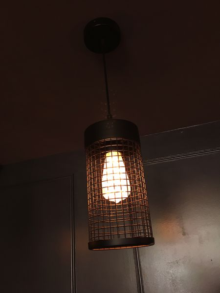 Vintage Lightning Lighting Equipment Low Angle View Electricity  Illuminated Hanging Light Bulb Glowing Electric Light No People Electric Lamp Indoors  Filament Edison Bulb Vintage Edison EdisonLight Old