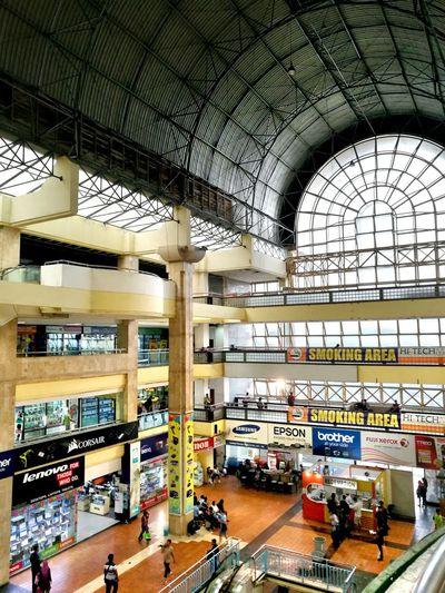 Architecture Indoors