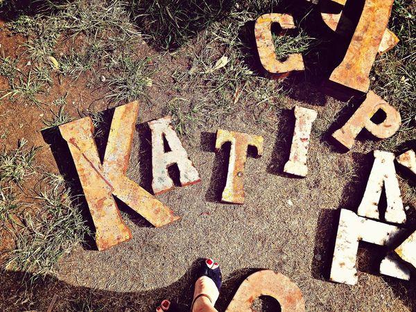 Kati Rust Letters