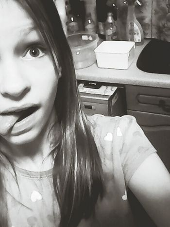 Whooo Lawd #bigeyes #tongueout #silly #bored Wierdoozzz❤ Being Silly :) LOL