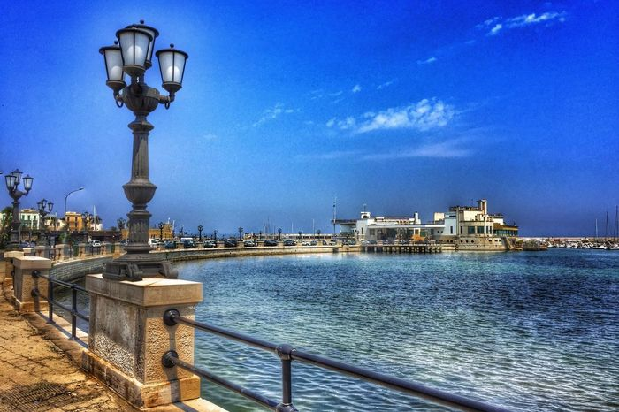 Italia Hanging Out EyeEm Best Shots Eye4photography  HDR Sea And Sky Blue Sky Taking Photos Cityscapes