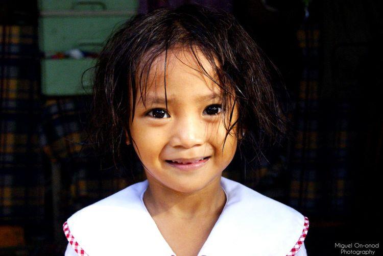 Smile Cute EyeemPhilippines Kido Portrait Smile Streetkid Streetportrait Streetportraiture