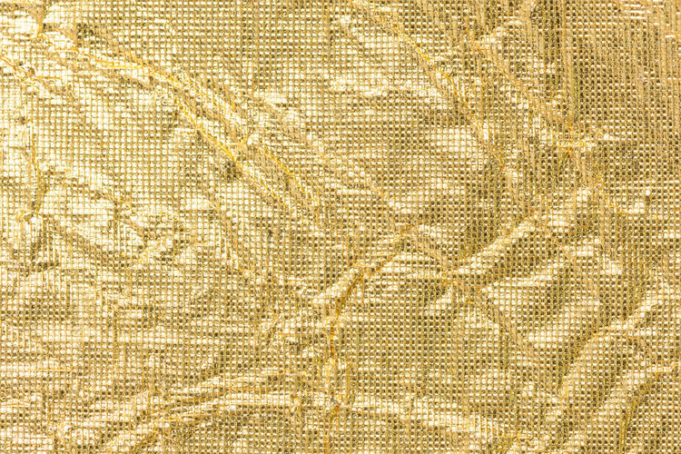Background of wrinkled golden paper Backgrounds Textured  Pattern Textile Full Frame No People Material Gold Colored Abstract Wrinkled Rough Beauty Wealth Dirty Dirt Luxury Man Made Close-up Yellow Textured Effect