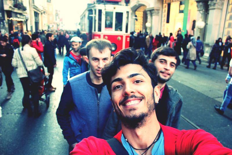 That's Me Lifefriends City Life Streetphotography StreetBir baskadir İstanbul... :) İstiklal- Taksim