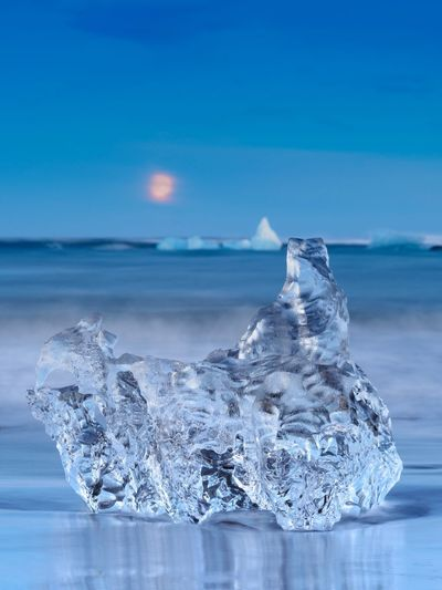 Iceberg Iceland Water Sea Cold Temperature Nature Blue Close-up No People Frozen Ice Winter Outdoors Beauty In Nature Purity