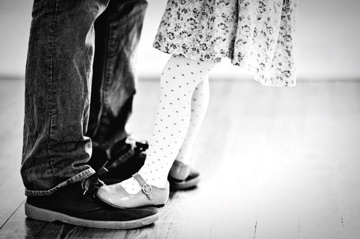 Fatherhood Moments Daddy's girl