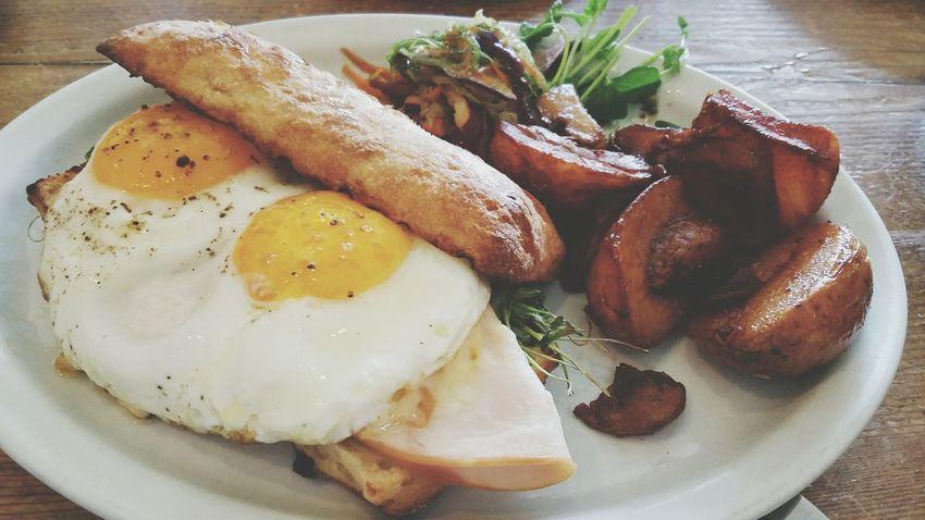 My Breakfast Foodporn Foodphotography Eggs Food