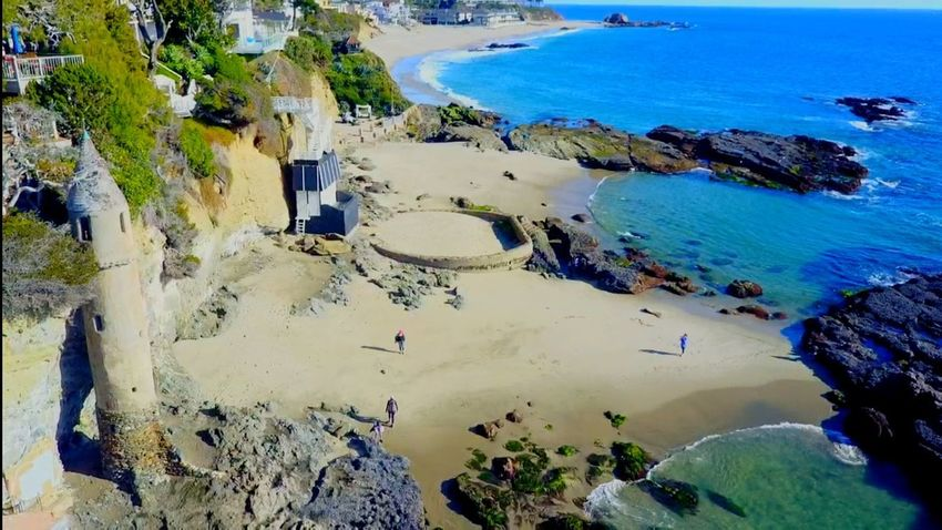 Pirates tower Dji DJI Mavic Pro Skypixel Dronephotography Drone  Picoftheday Photography Photooftheday Cali California Orange County CA Mavic Pro Piratetower Laguna Beach