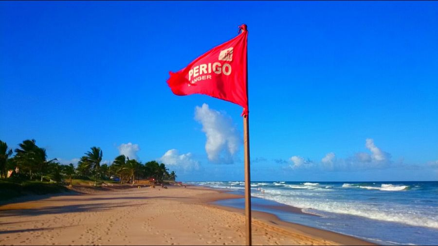 Danger! Peligro! Achtung! The Traveler - 2015 EyeEm Awards Life Is A Beach Enjoying The Sun Getting In Touch