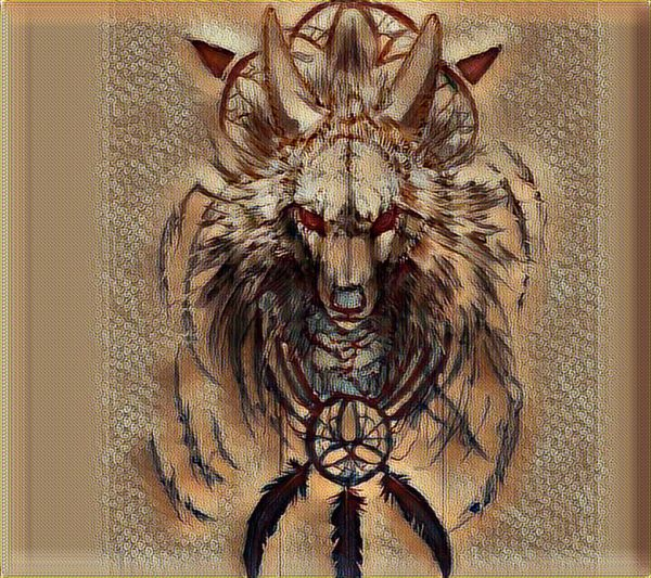 Wolf Art Tribal Art Wolf Tribal Old Photos Filter Filtered Image Filters Filterphotography Filter Fun Still more filters!