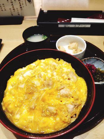 Japanese Food Egg 親子丼 Oyako-don