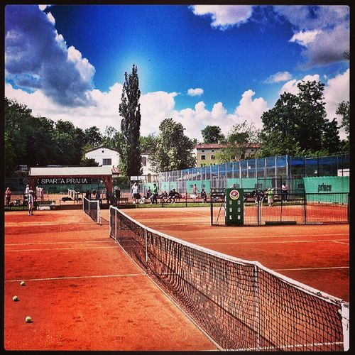 Office Prague Tennis