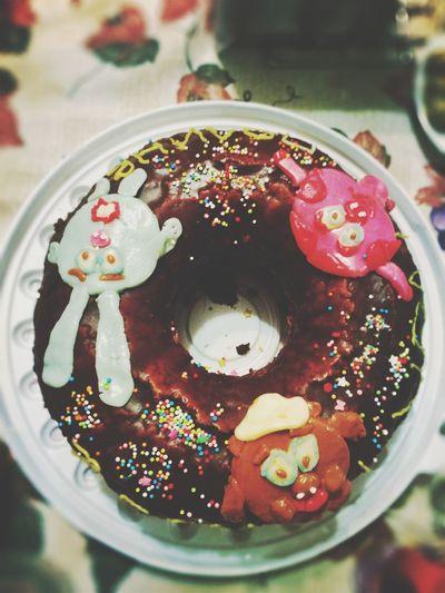 Food Sweets Chocolate Cake