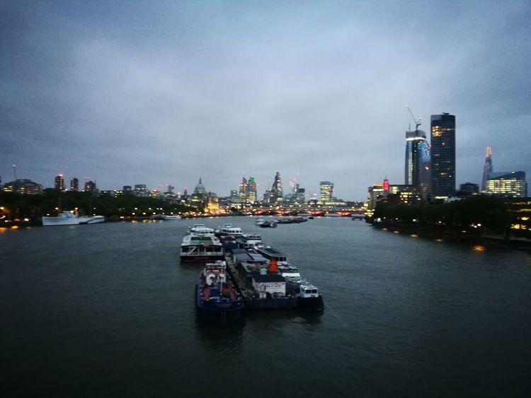 Always London - London Urban Skyline Thames River Water Outdoors