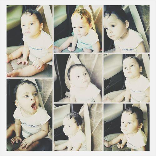 Taking Photos Love My Family ❤ Baby ❤ Amor ♥
