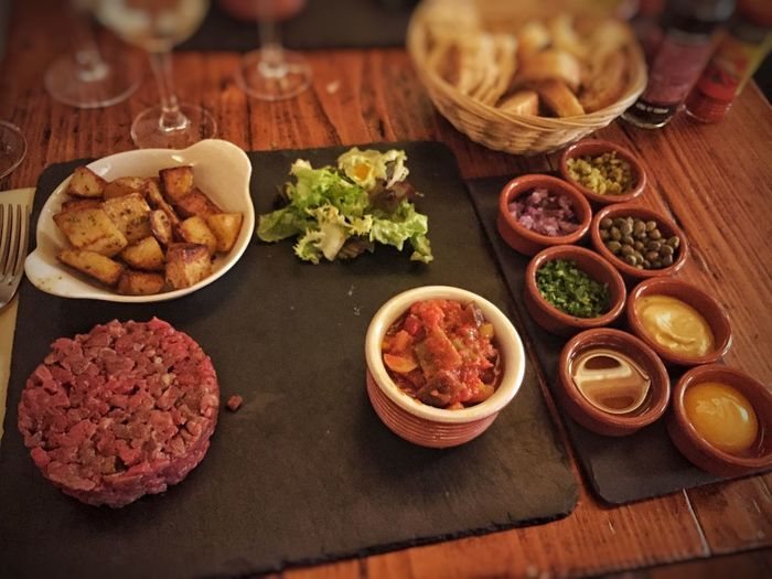 Meat Tartare