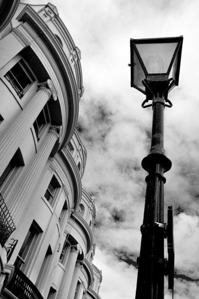 Architecture Black And White Architecture Black And White Photography Black And White Street Photography Brighton British Architecture Building Exterior Built Structure Cloud - Sky Day EyeEm New Here Eyeem New Talent Historical Buildings Lamp Post Low Angle View No People Outdoors Regency Architecture Sky Street Lamp Tourist Destination Town House Urbanphotography Victorian Architecture Windows EyeEmNewHere