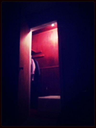 The creepy closet. Cant Sleep Insomnia Creepy